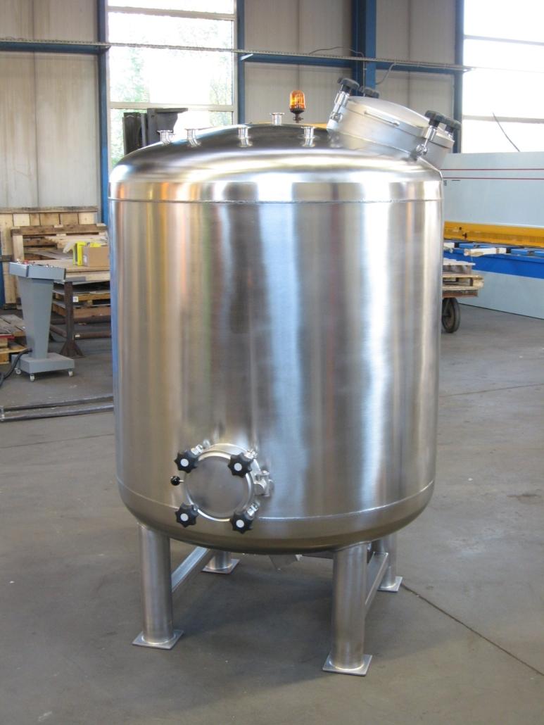 Lagertank für pharmazeutische Produkte