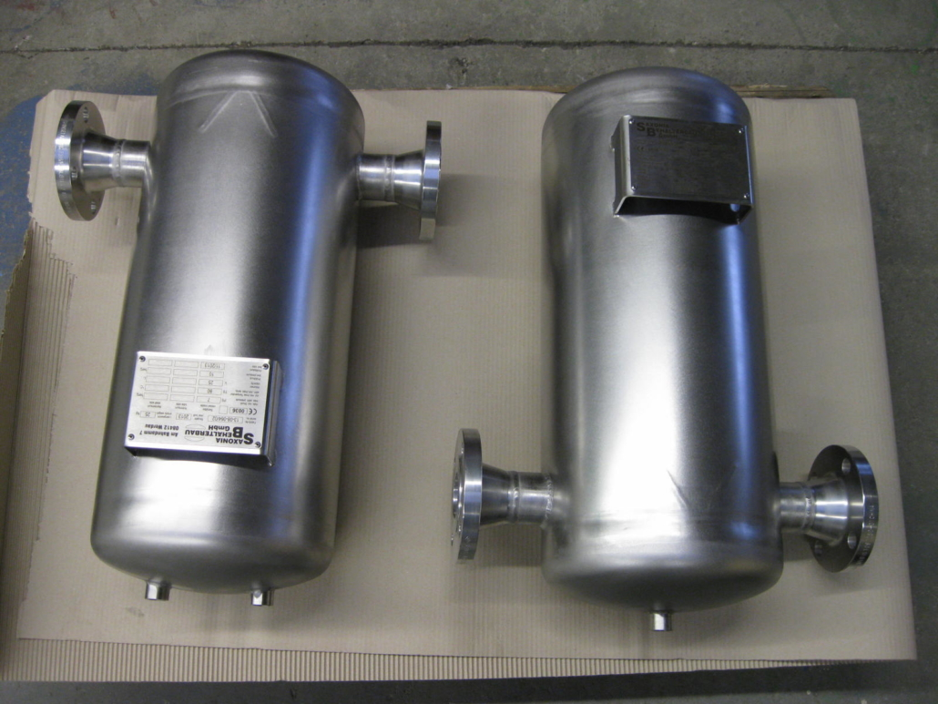 Pulsationsdaempfer 25 Liter