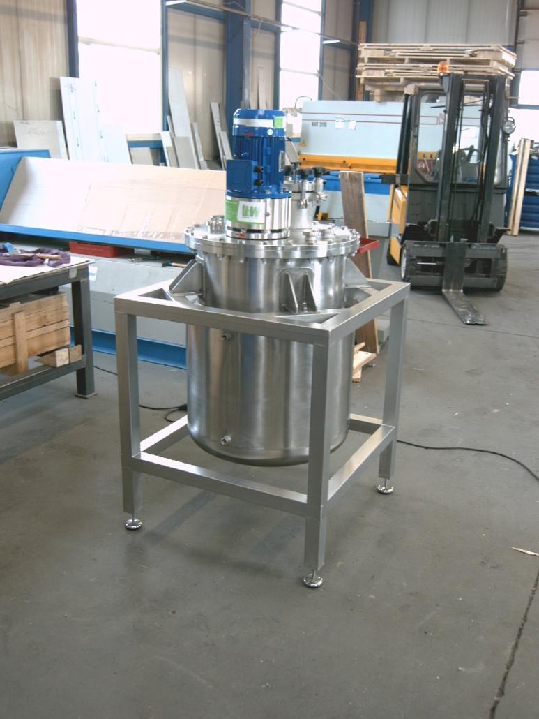 Rührreaktor - 3 Liter