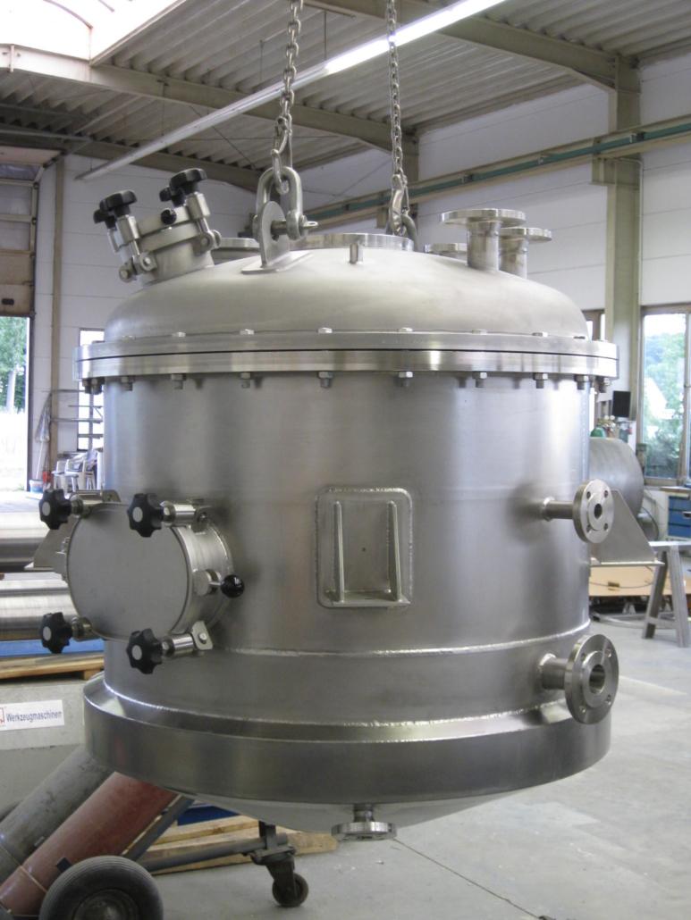 Ruehrreaktor