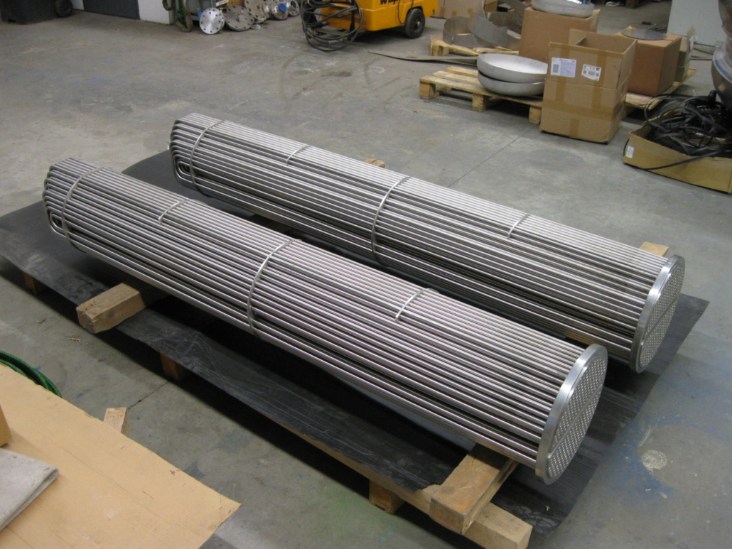 U-Rohr-Buendel 12x1.5_Flaeche 20m²